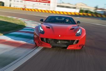 Ferrari, amiből a pesti milliárdos is vett