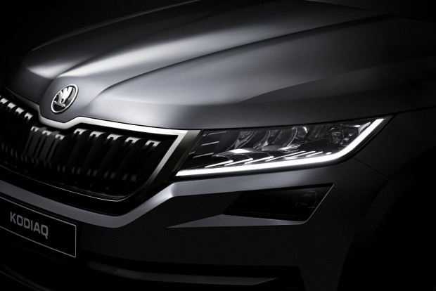 A sulikezdéssel érkezik a Škoda új csúcsmodellje