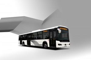 13 méteres buszokkal váltanák ki a csuklósokat
