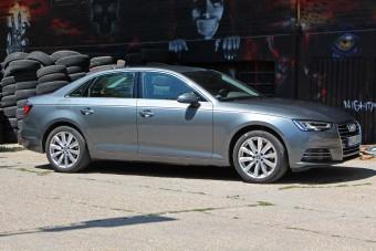 Íme az Audi, amit tényleg megvesznek a menedzserek