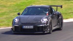 Már célegyenesben a legerősebb Porsche 911