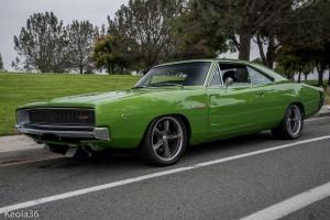 1968-as Dodge Charger V10-es Viper motorral: szentségtörés vagy menő?