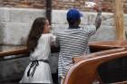 Velencében romantikázott Palvin Barbi és Lewis Hamilton