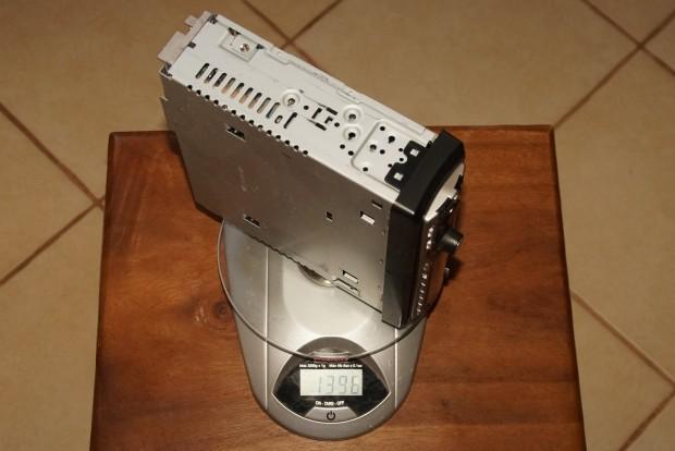 Elképesztő, mennyivel több anyag van a CD-mechanikás öreg gépben