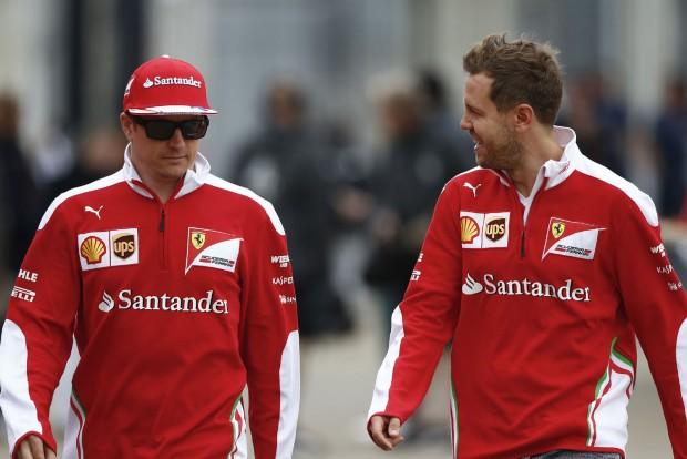 Ez most más tészta: Vettel Räikkönen ellen
