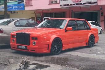 10 Rolls-Royce-koppintás, amitől kiég a szemed