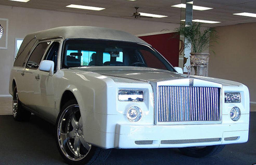 Rolls-Royce-Hearse