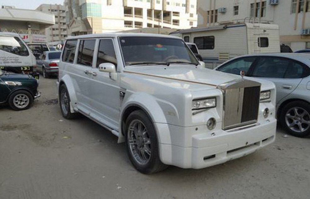 Rolls-Royce-Nissan-Patrol
