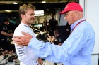 F1: Lauda elbeszélget Rosberggel