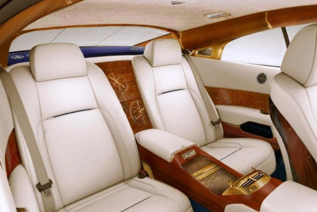 Rolls-Royce Wraith Regatta by Sotto