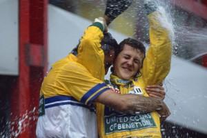 """F1: Schumacher beköltözött """"a nappalijába"""" – videó"""
