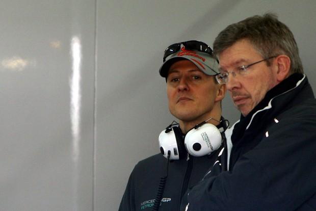 F1: Még sincs jobban Schumacher?