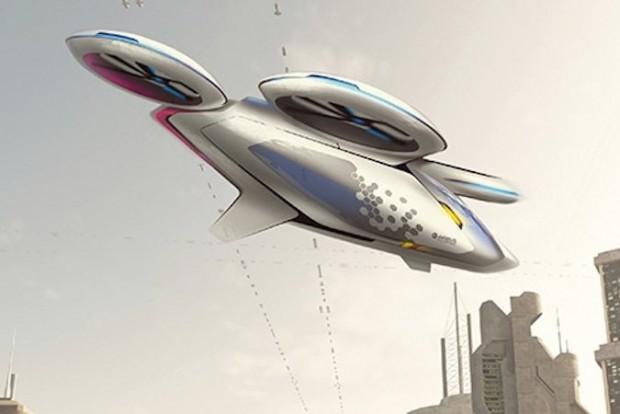 Önjáró légitaxit építene az Airbus