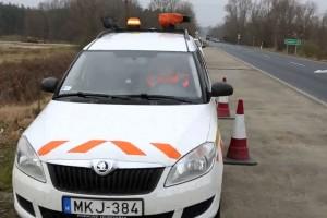 Durva rekord a magyar autópályákon