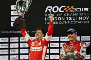F1: Vettel nekifut a címvédésnek a Bajnokok Tornáján