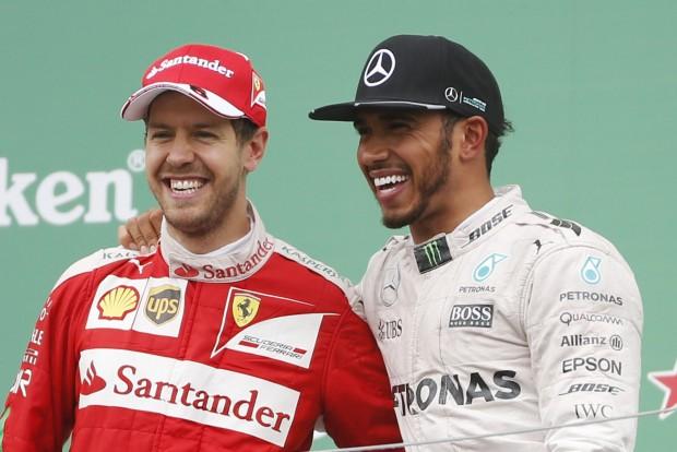 F1: Hamilton + Vettel = Schumacher