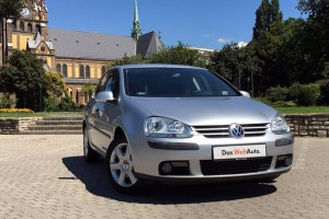 Ötös Golfot nyerhetsz az ötödik VW-találkozón