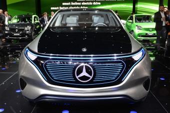 Családalapító ökoterepes: Mercedes Generation EQ