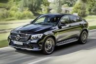 Józan vadállat a Mercedes AMG GLC 43 Coupé