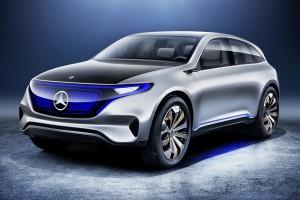 Minden évben jön egy-egy elektromos Mercedes