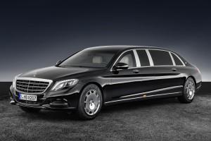 Űberluxus életbiztosítás a páncélozott óriás-Mercedes