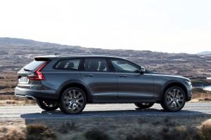 Megépítette luxus-terepkombiját a Volvo