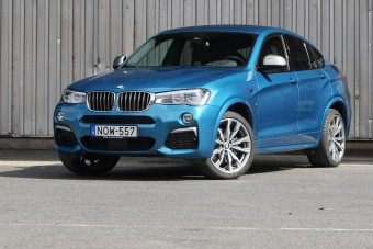 Bitang erő az értelmetlen testben: BMW X4 M40i