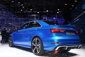 Győri gyilkológép: Audi RS3 Limousine