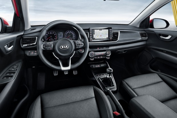 4th Generation Kia Rio_interior