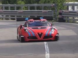 600 lóerős szárnyas ördögöt faragtak az Alfa Romeo 4C-ből