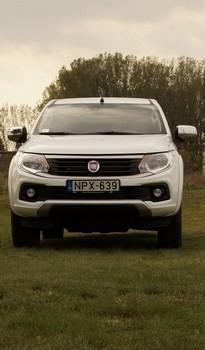 Íme, a Fiat első japán pickupja!