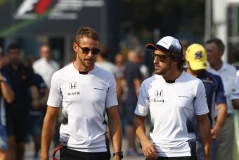 F1: Buttonnak elég lesz 10 kör!