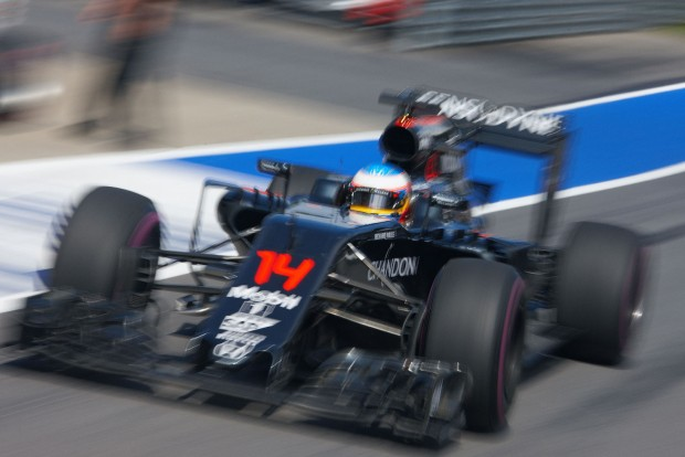 F1: Alonso 30 helyes büntetést kap