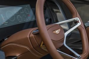 520 lóerős Aston Martin, ami 90-nel megy