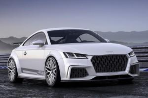 Mégsem lesz 400 lóerős négyhengeres Audi-motor