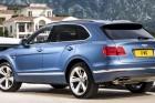 A Bentley gyártja a leggyorsabb dízel SUV-ot