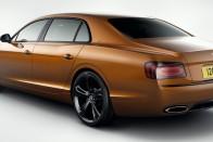 Nem épített még ilyen gyors négyajtóst a Bentley