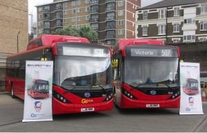 Forgalomba állt Európa legnagyobb elektromosbusz-flottája