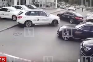 Négy BMW-t loptak el fél perc alatt
