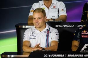 F1: Milyen csapattársat szeretne Bottas?