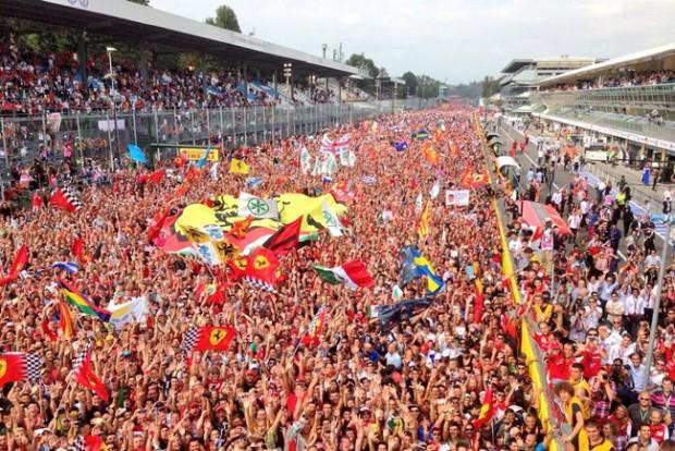 F1: Az Olasz Nagydíj három évig Monzában marad