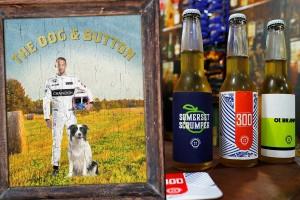 Button kocsmát kapott az F1-pályán