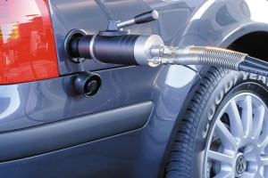 Gáz van a gázüzemű Volkswagenekkel