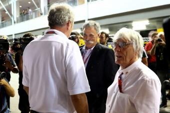 F1: Ecclestone megint beszólt az új főnököknek