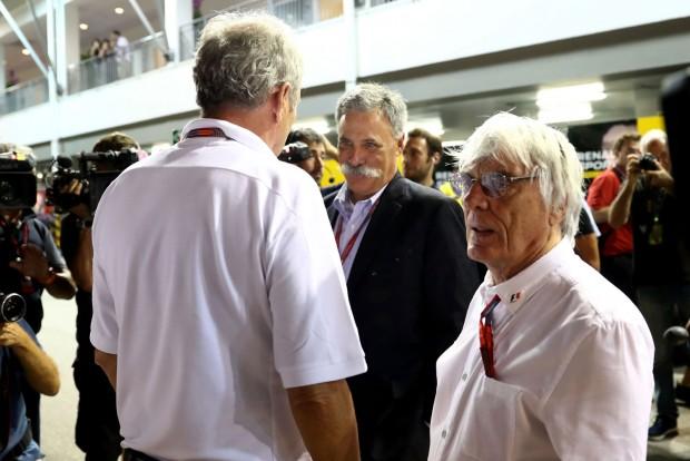 A csapatoktól kunyerálnak az F1 megvételéhez?