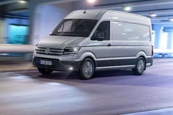 Új modellnek új gyár - VW Crafter