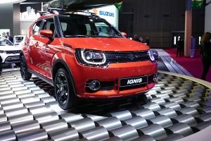 Videón az új Suzuki Ignis