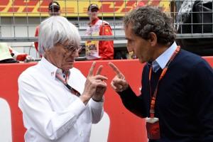 F1: Prost kiakadt a kanyarlevágásokon