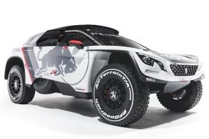 Családi egyterűből faragott rali-fenevadot a Peugeot
