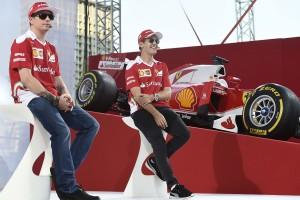 F1: Új motorral villantana otthon a Ferrari